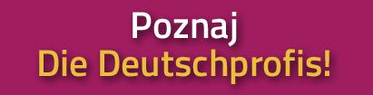 Poznaj nowy kurs Die Deutschprofis!
